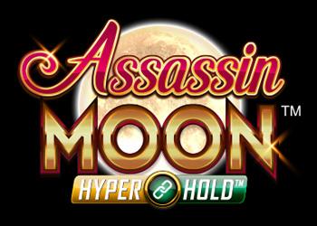 Assassin Moon - Logo - Video Slot