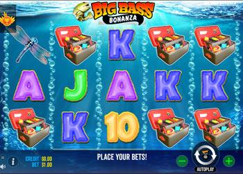 Big Bass Bonanza - Slot Game