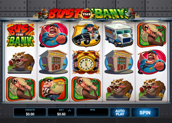 Bust the Bank - Slot Game