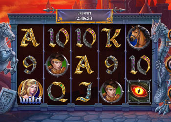 Dragon Siege - Slot Game
