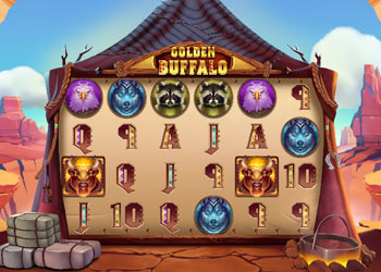 Golden Buffalo - Slot Game