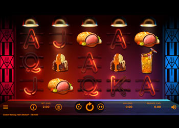 Hells Kitchen - Slot Game