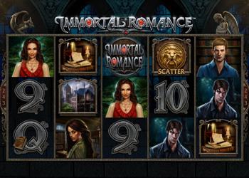 Immortal Romance - Slot Game