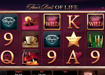 The Finer Reels of Life - Slot Game
