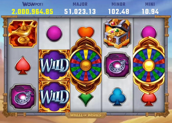 Wheel of Wishes - Slot Game