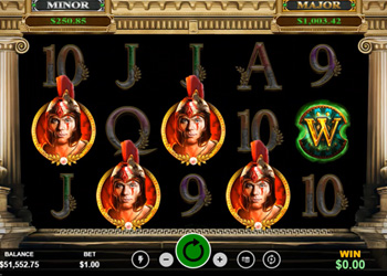 Achilles Deluxe - Slot Game