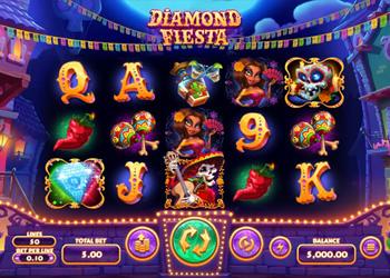 Diamond Fiesta - Slot Game