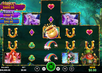 Paddy's Lucky Forest - Slot Game