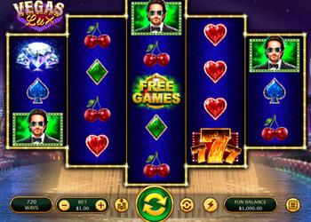 Vegas Lux - Slot Game