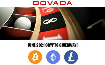 Bovada Casino Crypto Giveaway