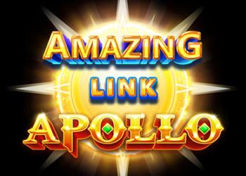 Amazing Link Apollo - Logo - New Slot Game